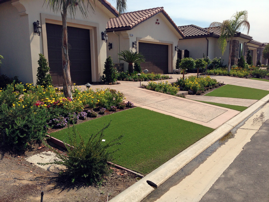 Charming City Front Yard Landscaping Ideas Part - 12: How To Install Artificial Grass Villa Park, California City Landscape, Front  Yard Landscape Ideas