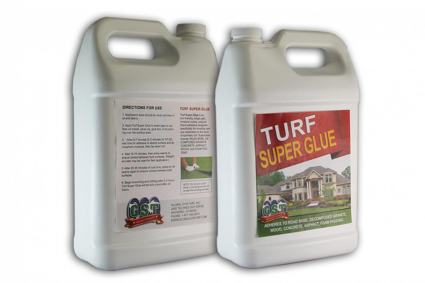 Turf Super Glue Artificial Grass Los Angeles, California Synthetic Grass Tools Installation Los Angeles