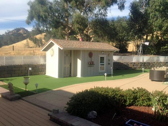 Artificial Grass Photos: Artificial Grass Installation Springville, California Landscaping, Commercial Landscape