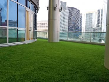 Artificial Grass Photos: Artificial Lawn Saticoy, California Roof Top, Commercial Landscape