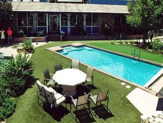 Artificial Grass Photos: Fake Grass Orosi, California Landscape Design, Natural Swimming Pools