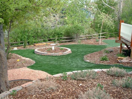 Artificial Grass Photos: Fake Turf Gustine, California Landscaping Business, Backyards