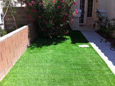 Artificial Grass Photos: Fake Turf Sun City, California Rooftop, Front Yard Landscaping Ideas