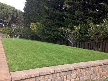 Artificial Grass Photos: Synthetic Lawn Pine Flat, California Outdoor Putting Green, Backyard Landscaping Ideas