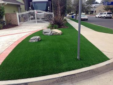 Artificial Grass Photos: Synthetic Turf Supplier Meiners Oaks, California Gardeners, Front Yard Landscaping