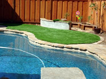 Artificial Grass Photos: Turf Grass Lennox, California Paver Patio, Kids Swimming Pools