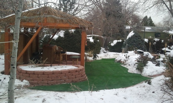 Synthetic Grass for Landscape Los Angeles, California