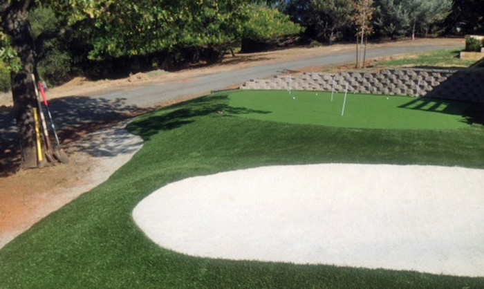 Putting Greens,Golf Greens in Los Angeles, California
